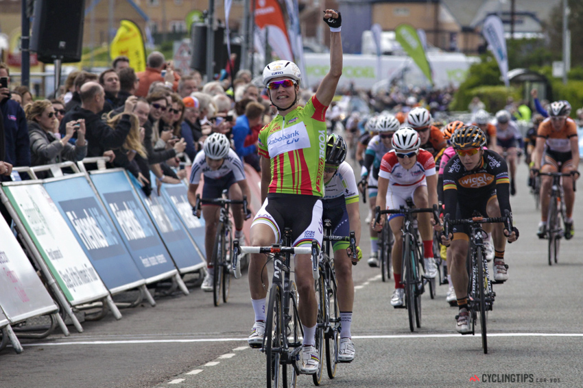 women's Tour of Great Britain 2014 stage-3