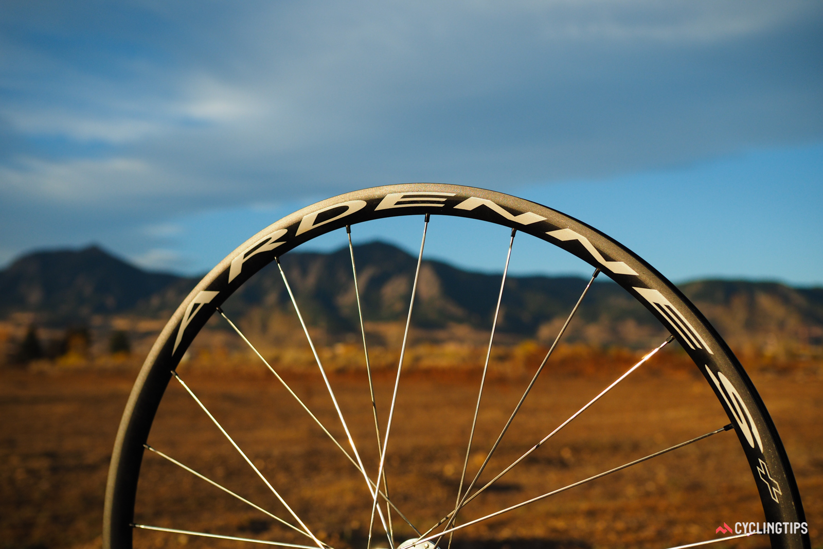 HED wasn't first to introduce a road wheelset with a wide tire bed; American Classic beat it to the punch by a few years with the original Hurricane in 2005. Riders were more willing to accept the idea of a wider wheel when the original Ardennes was launched in 2008, though, so HED is often credited with sparking the movement on a larger scale.