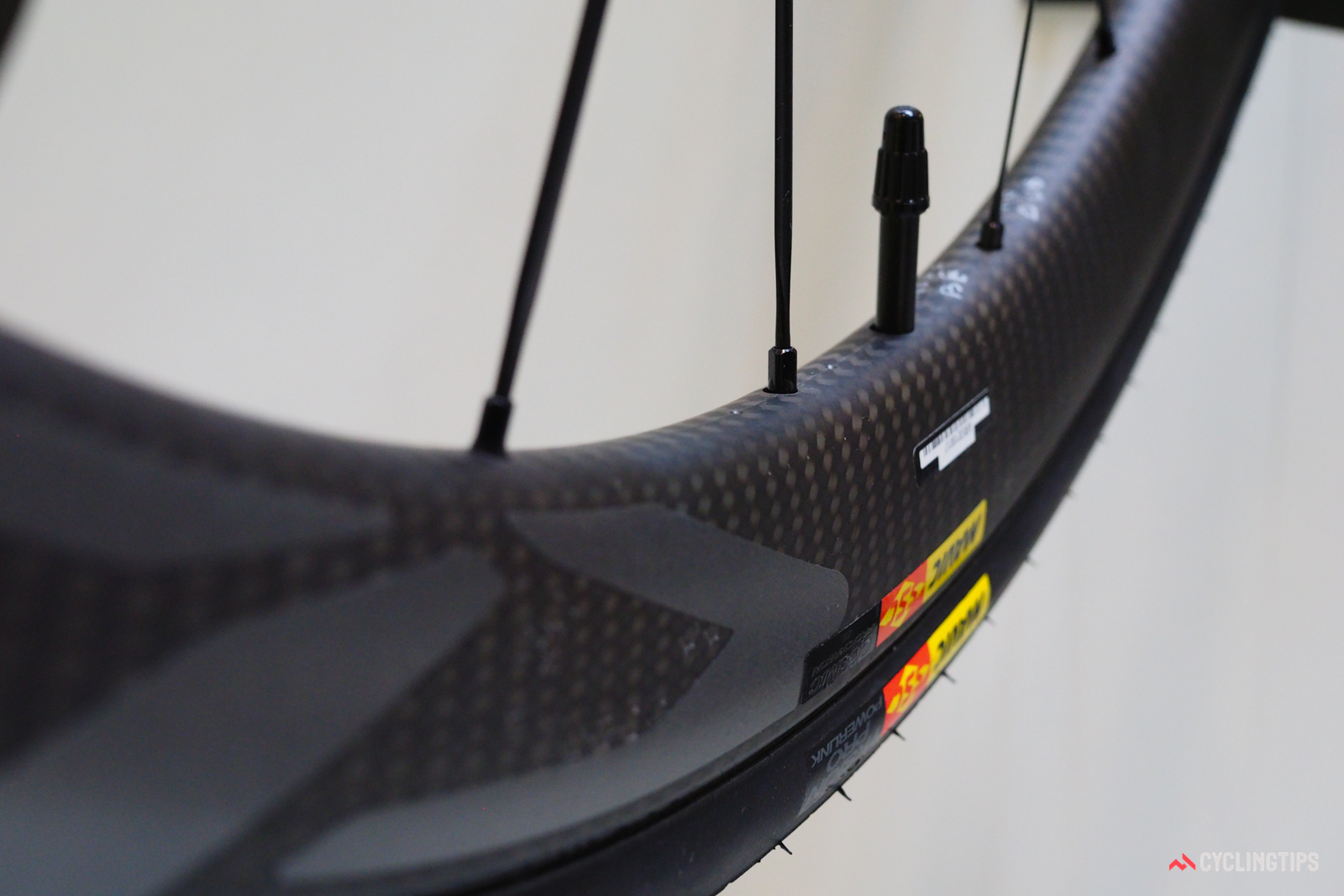 Along with the wider rim widths come more blunted aero rim profiles, which should perform better in crosswinds than the aging shapes Mavic used previously.