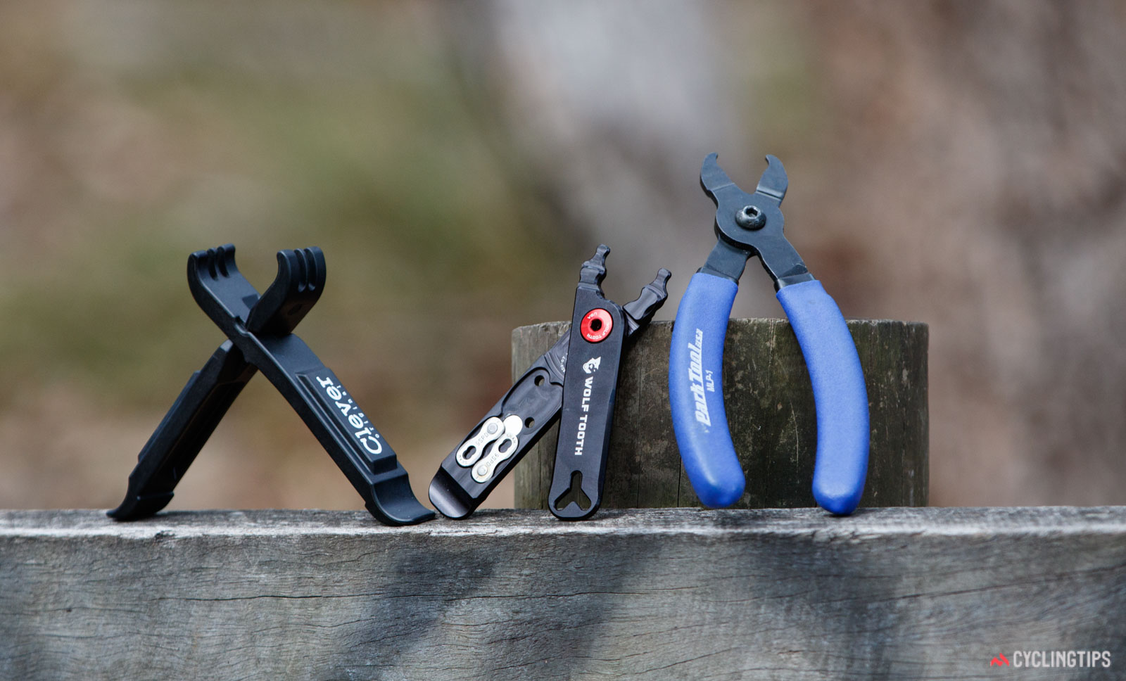 Wolf Tooth Pack Pliers and Clever Standard