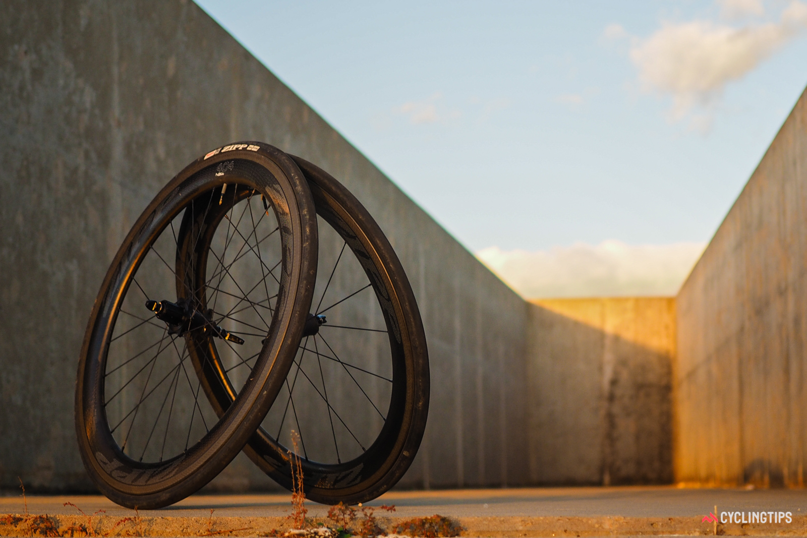 Zipp's new 404 NSW wheels are the company's most advanced carbon clinchers to date.