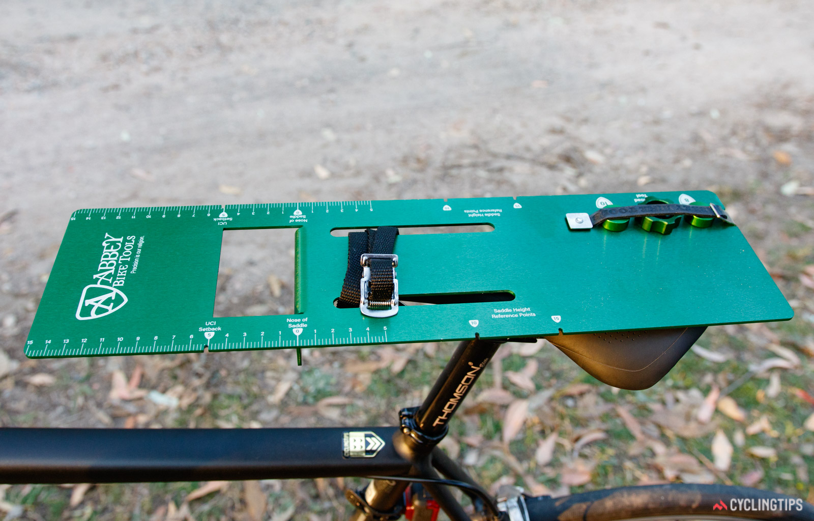Abbey Bike Tools Fit Kit overview