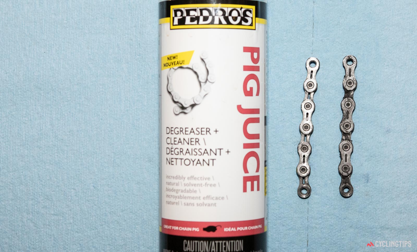 Pedro's Pig Juice degreaser