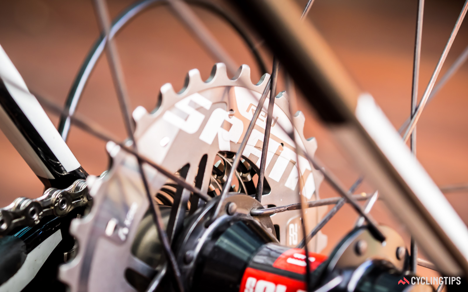 SRAM chains and cassettes are compatible with all of Shimano's road groupsets