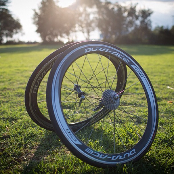 Reviewed these new Shimano C-50 wheels over the past couple months. Absolutely loved them (Instagram)