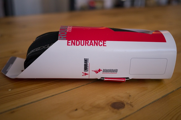 Specialized Roubaix Endurance road tyres