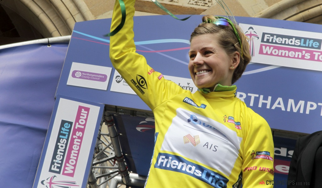 women's Tour of Great Britain 2014 stage-1