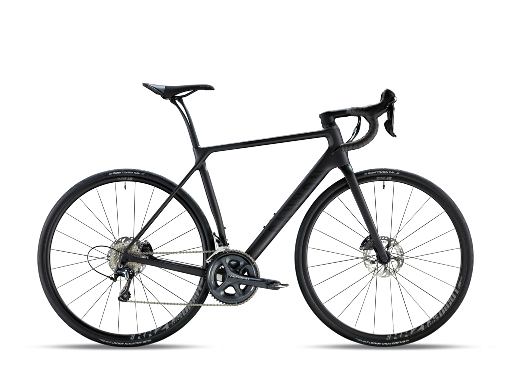 The Canyon Endurace CF SLX 8.0 model comes with a Shimano Ultegra groupset and DT Swiss RR21db DICUT wheels for US$TBD / AU$5,500 / £3,000 / €3,600. Photo: Canyon Bicycles.