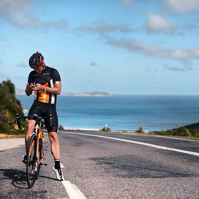 Read about our excellent weekend away with @soigneurcc on cyclingtips.com.au - via CyclingTips Instagram feed
