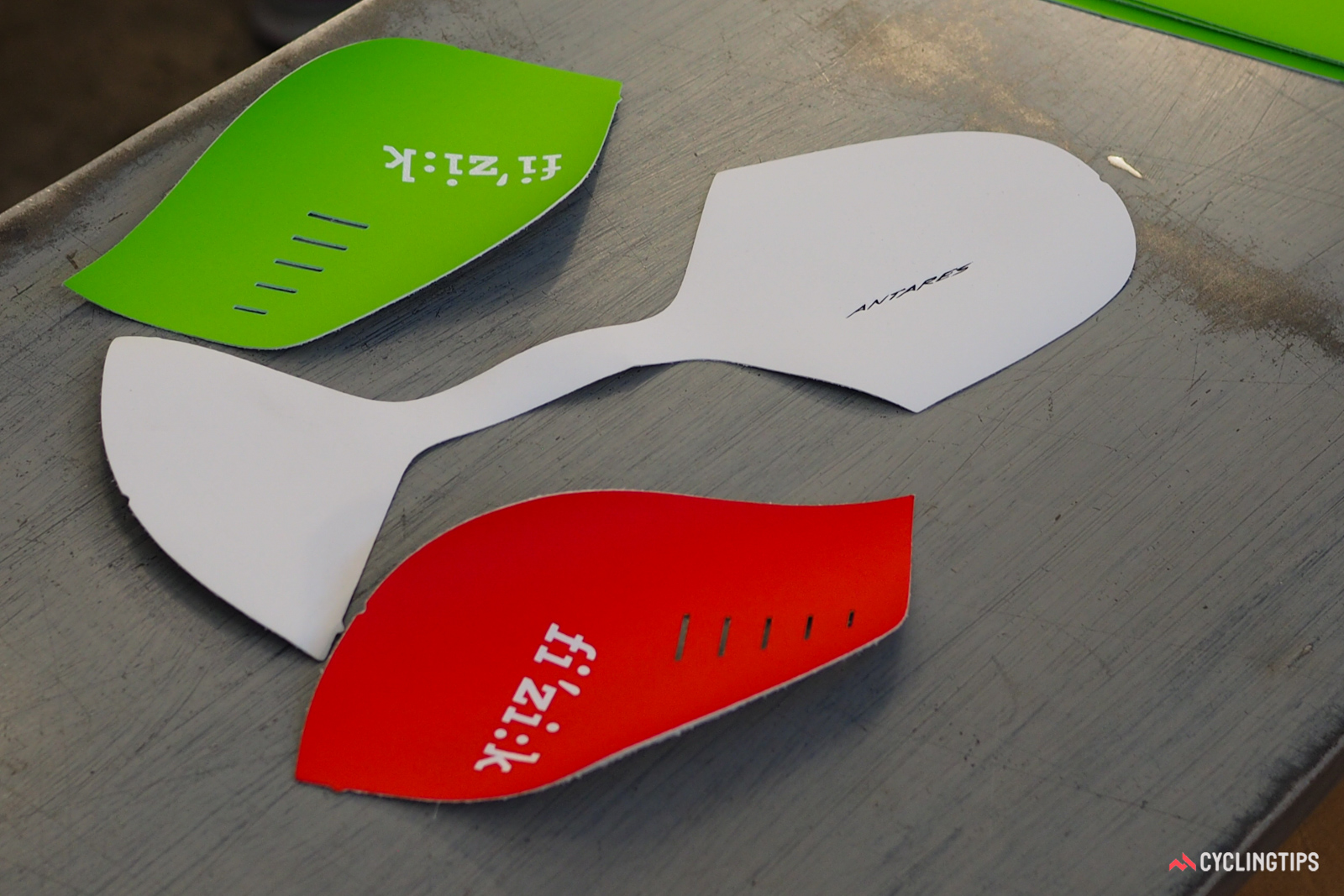 Fi'zi:k's compact manufacturing structure allows custom covers like this to be done extremely quickly.