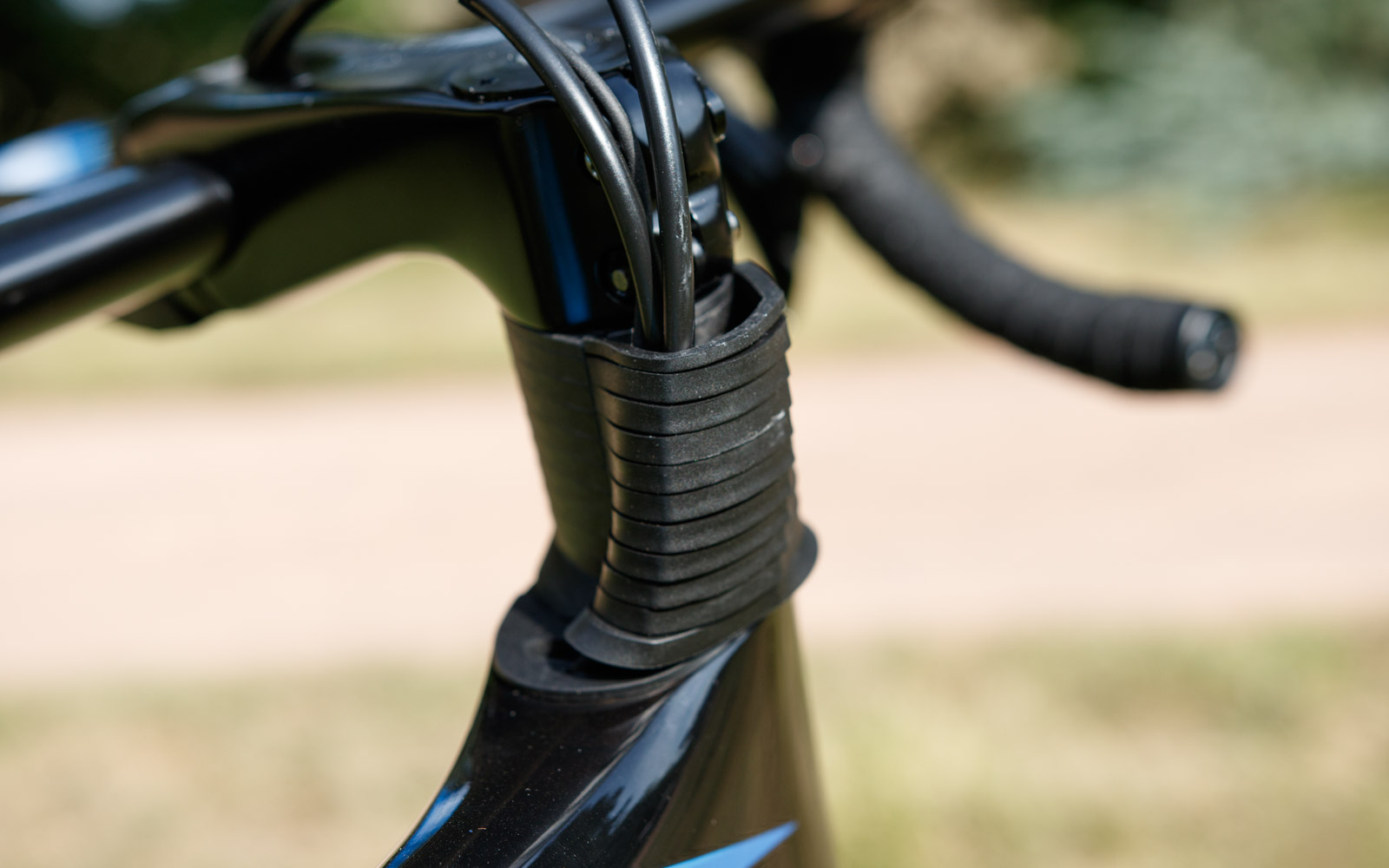 rubber stem spacers