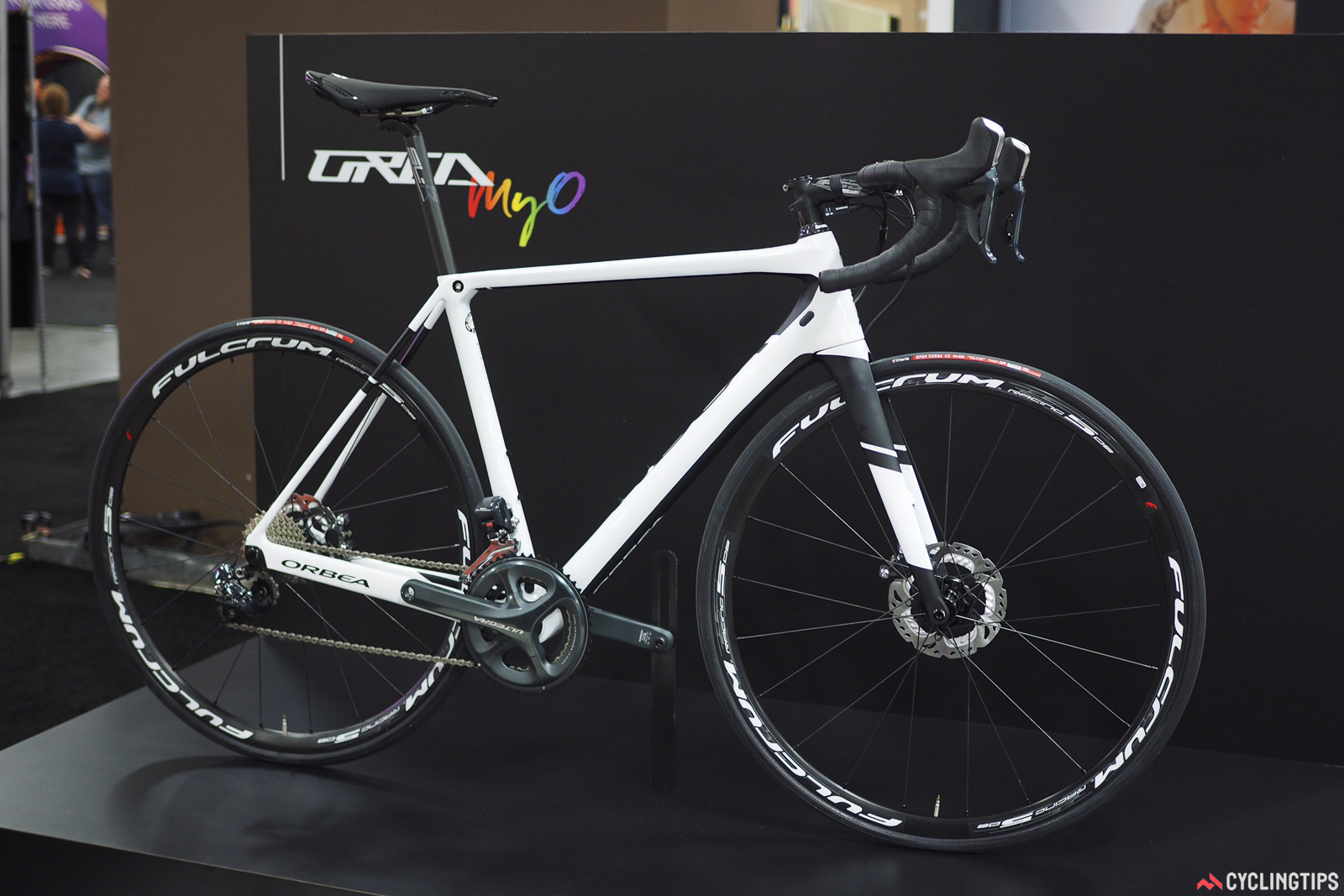 Orbea's flagship Orca road racer has undergone a complete overhaul for 2017, complete with a rather slick-looking disc version.