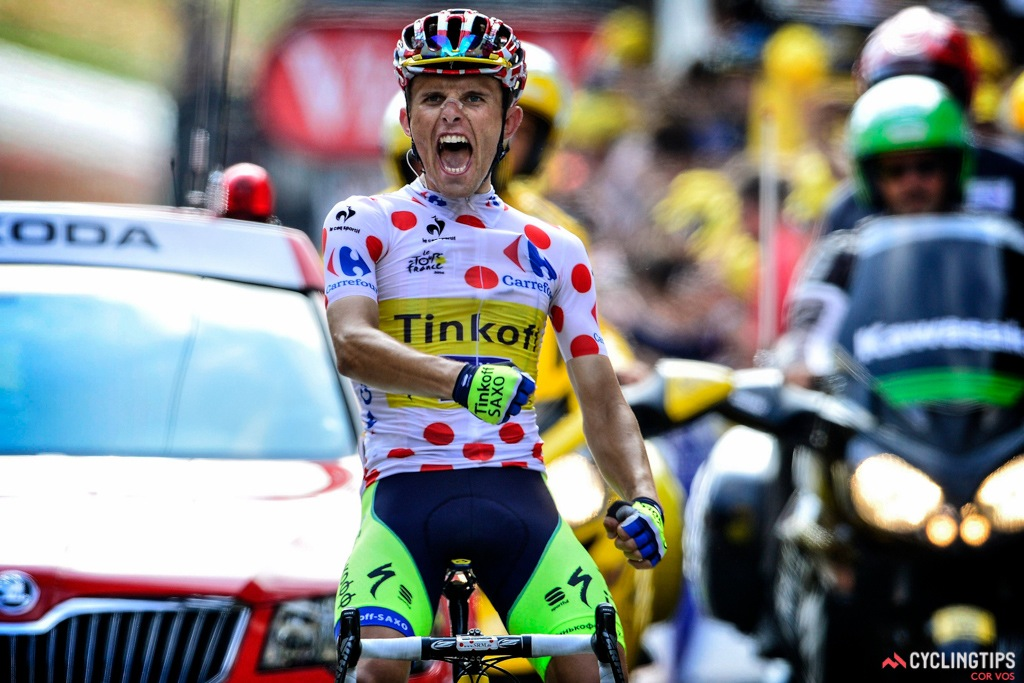 Rafal Majka loves hard mountain stages and will be one to watch again in this year's Giro.