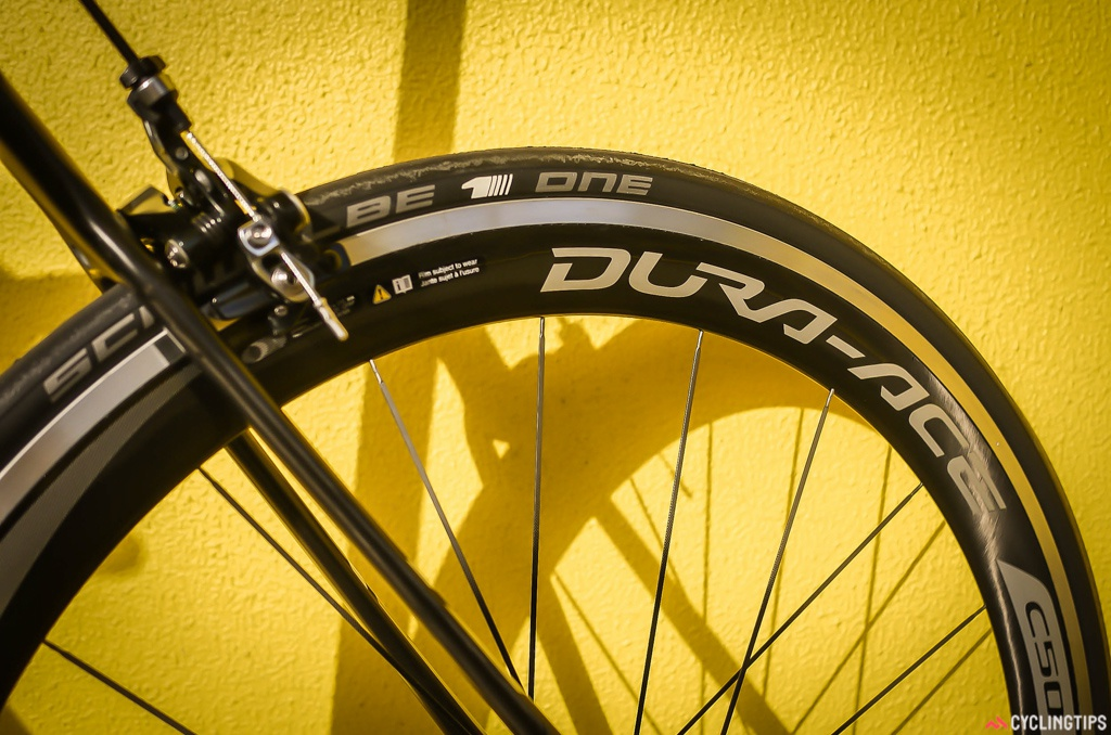 Carbon/alloy hybrid rims are still very relevant to riders using rim brakes.