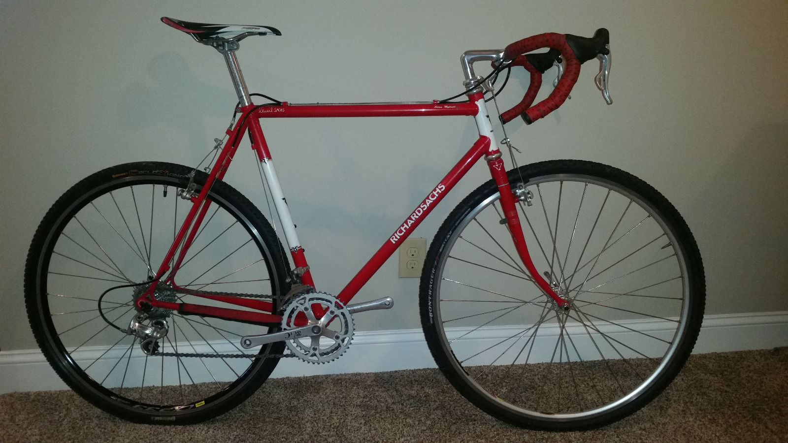 The bike, as it appeared in its eBay listing