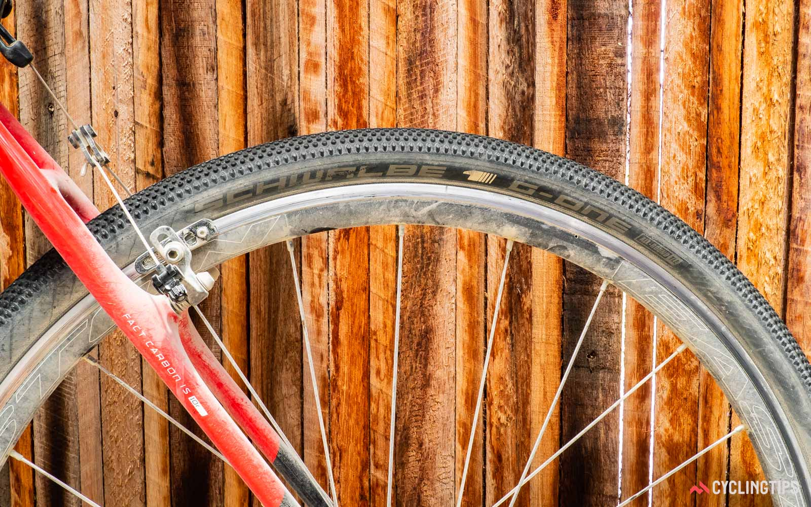 Schwalbe G-One Evolution tubeless tyre 700 x 38C