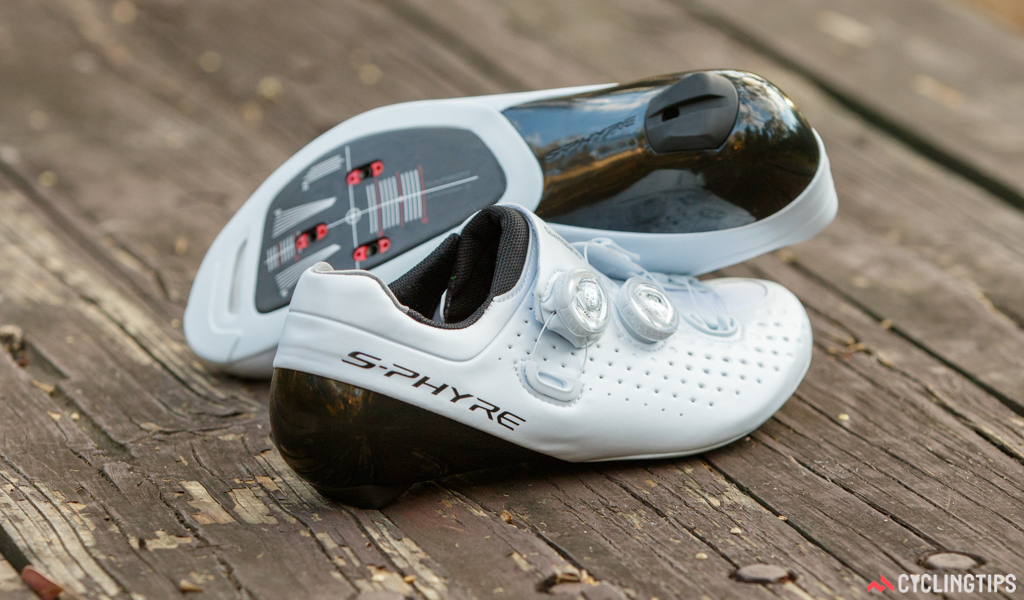 Shimano S-Phyre RC9 road shoe details and review