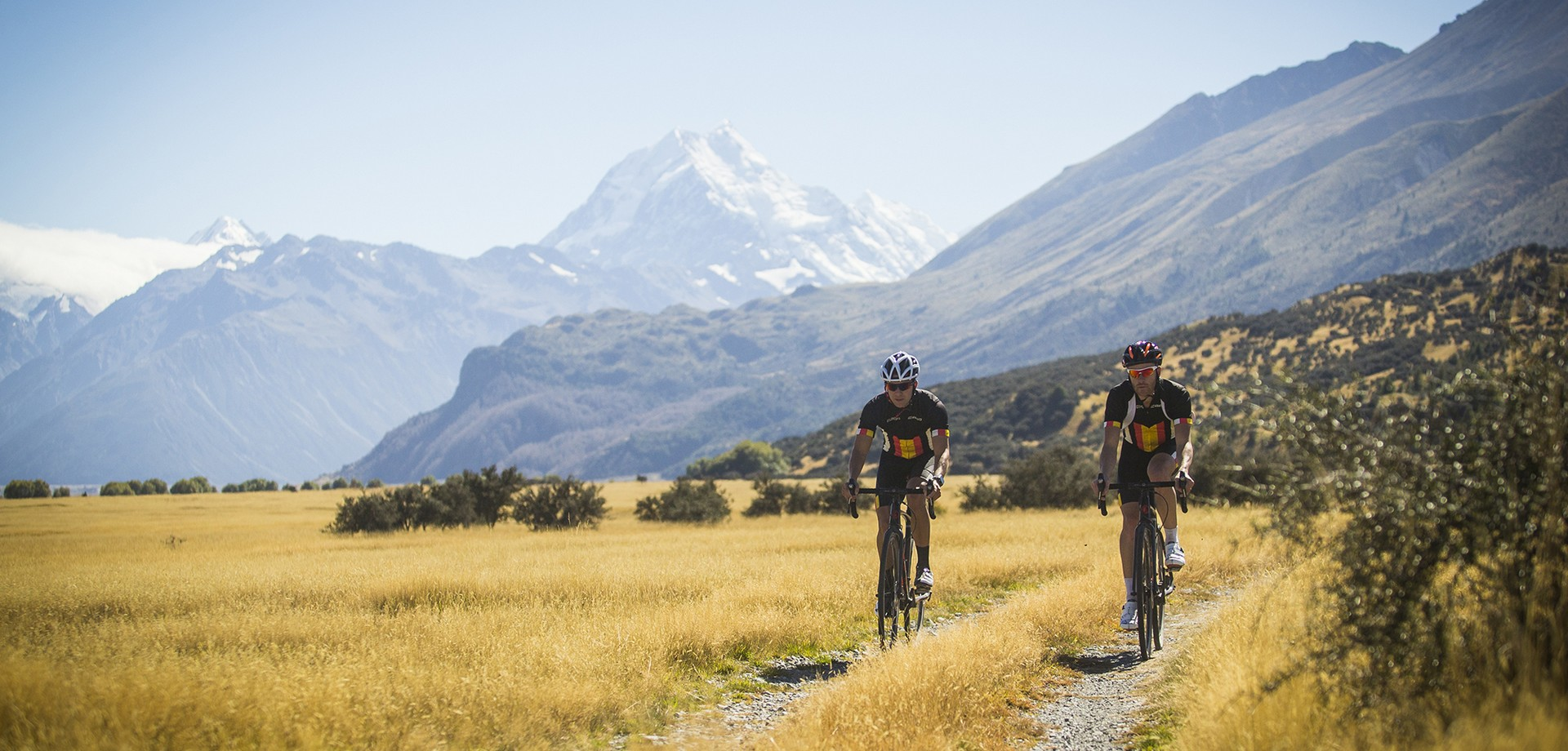 Day 1: Mount Cook to Twizel 75km