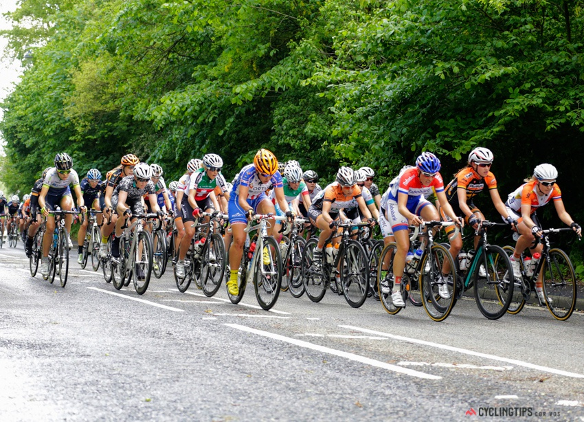 women's Tour of Great Britain 2014 stage-4