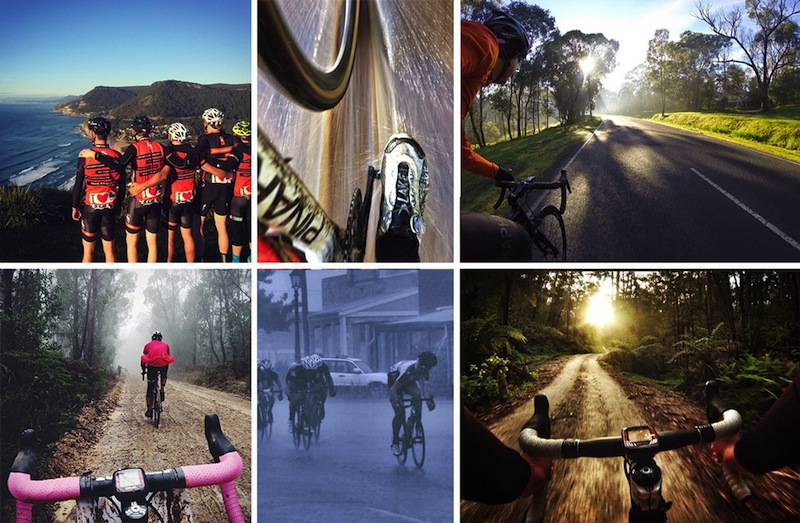 The winning photos throughout our competition tagged with #JaguarCycling for the various categories.