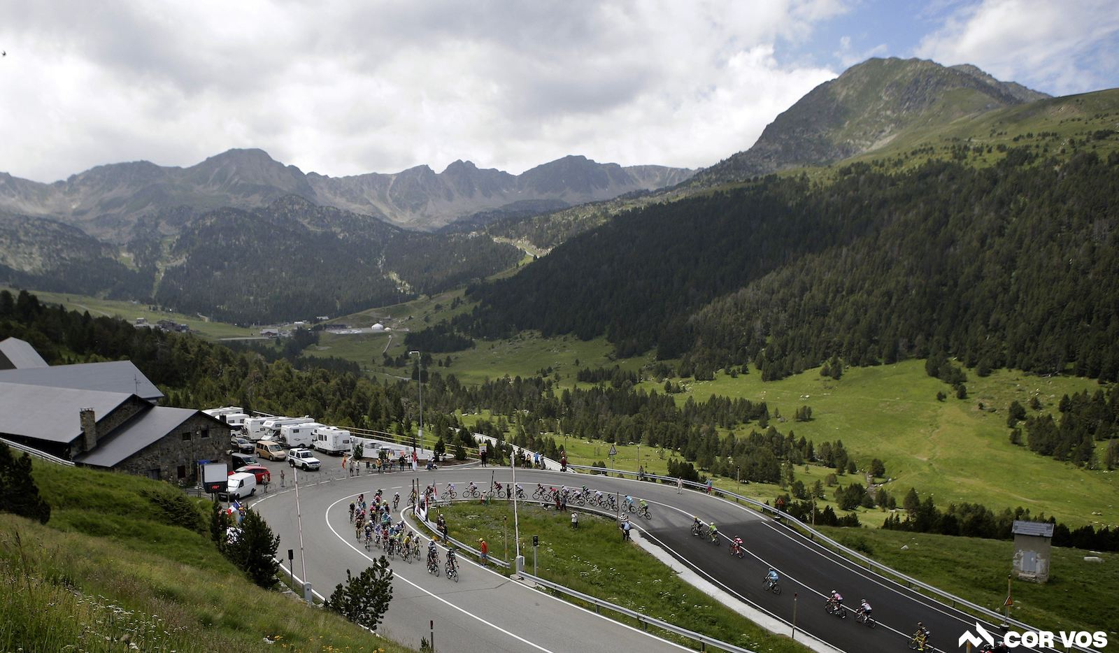 The highest climb of the 2021 Tour de France is a monster - CyclingTips